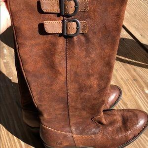 2b3d70d00e1 Born Shoes - Born Basil Knee High Boot